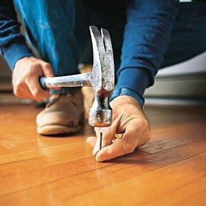 Деревянные полы: как ремонтировать?