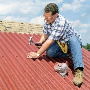 Как устранить поломки крыши?